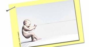 cortar cordão depois que nasce