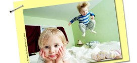 mentiras para fazer filho dormir