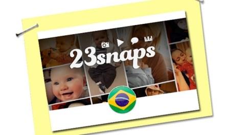 23snaps: Uma nova rede social para pais