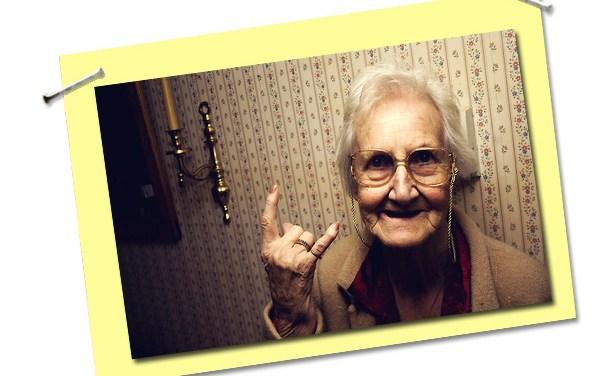 Mais mãe e dona de casa rock n' roll, por favor!