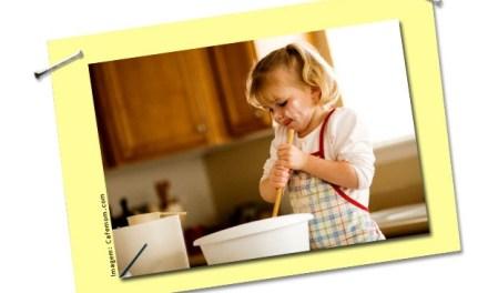 Sem tempo para ensinar meu filho a comer bem