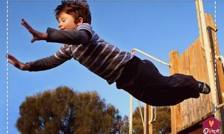 Por que deixar as crianças se arriscarem pode ser bom para elas