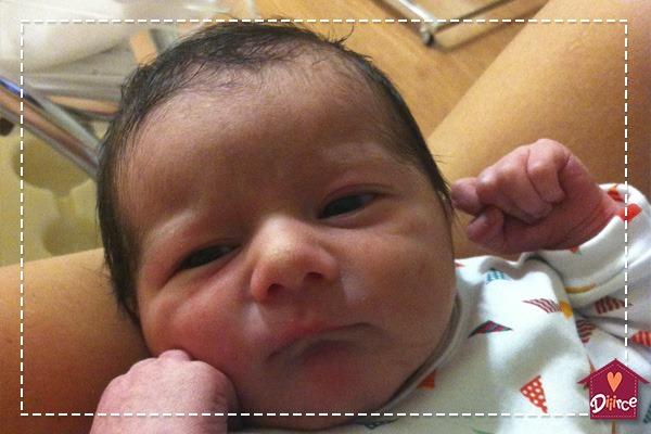 Nasceu o babydiiirce #3!