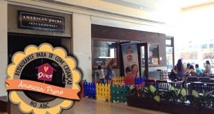 RestaurantRestaurante com área para crianças no ABC