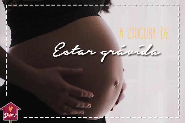 estar grávida