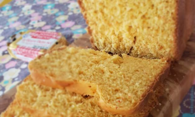 Receita de Pão de Cenoura Caseiro