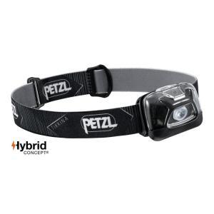 Otsalamppu Tikkina musta Petzl 250lm Hybrid