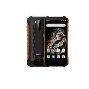 Ulefone Armor X3 Iskunkestävä älypuhelin, musta oranssi