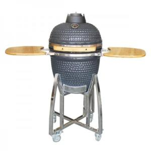 """Loimo Kamado keraaminen grilli 26"""" harmaa"""