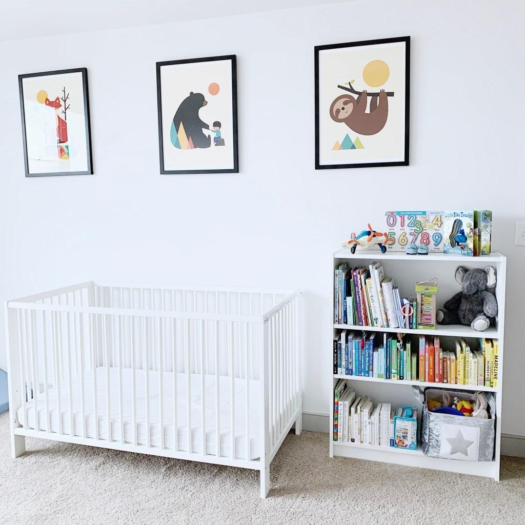 Nursery Organizing