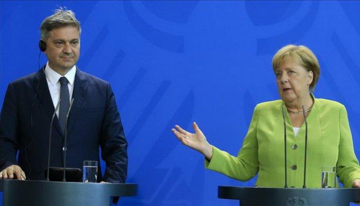 Angela Merkel: Granice BiH su neupitne, puna podrška Njemačke