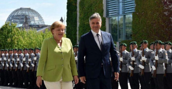 Zvizdić dočekan uz najviše državne i vojne počasti u Berlinu