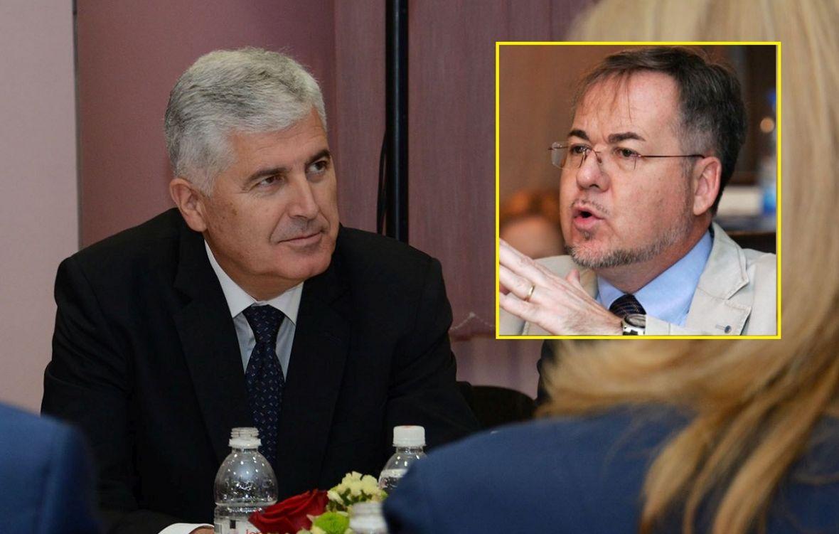 RSE / Pilsel: Zašto Čoviću ne smetaju glasovi Srba u FBiH, a smetaju glasovi Bošnjaka