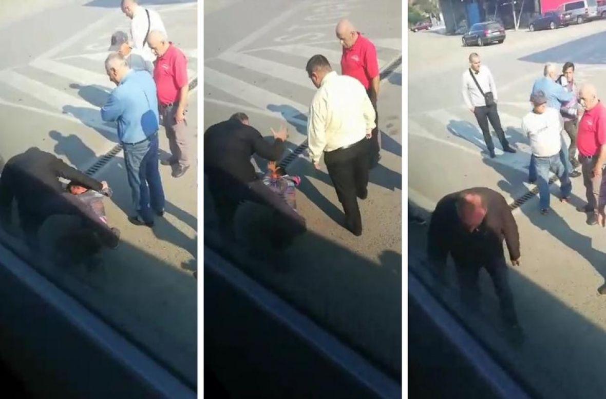 """BiH / Migrant se sakrio pod autobus u Velikoj Kladuši: """"De ćeš, je... ti svu familiju?"""""""