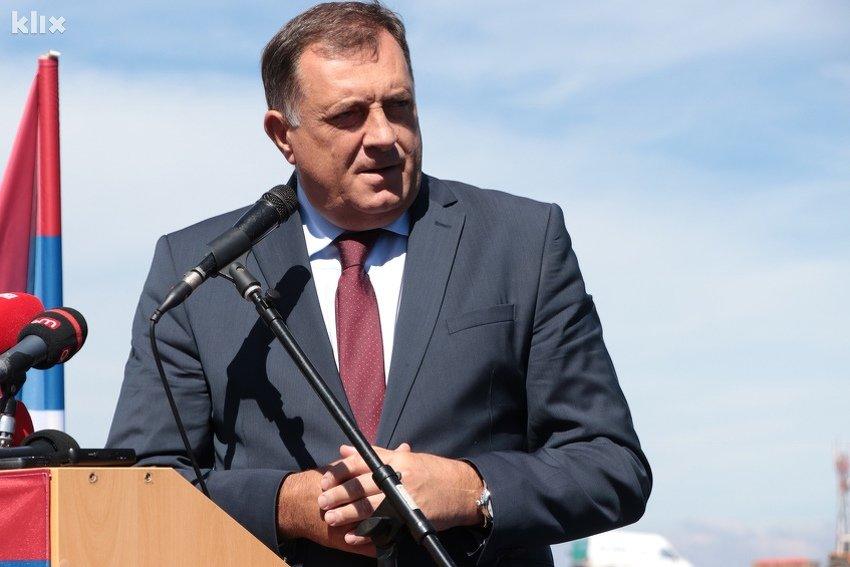 Dodik se sastao s Vučićem i poručio: Ne idem u Predsjedništvo BiH da pravim podjele