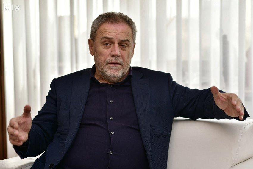 Milan Bandić: Želio bih da Hrvati u Sarajevu imaju isti položaj kao Bošnjaci u Zagrebu
