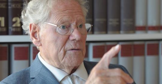 ŠVICARSKI TEOLOG DR. HANS KÜNG: NE MOŽEMO PORICATI DA JE MUHAMMED ISTINSKI VODIČ NA PUTU SPASENJA