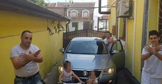 Albanski pekari u Srbiji na slikama simbolizirali orla, policija im pretresla kuće