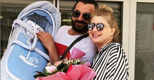 Voditeljica Tanja S. Đurović i Dario Delibašić dobili sina