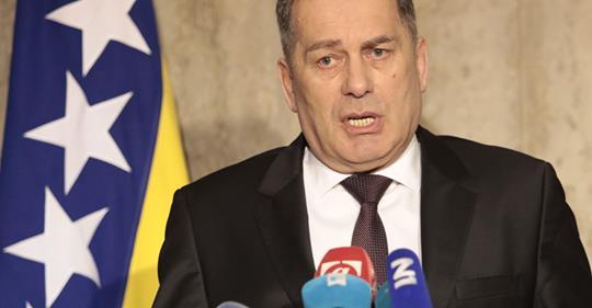 Dragan Mektić: Krunićevo ubistvo je sa potpisom vlasti