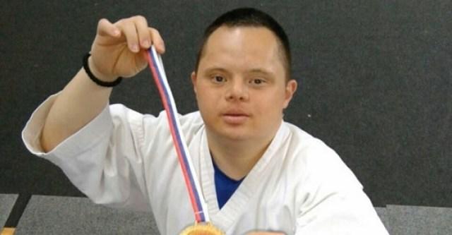 Rezultat slika za Karatista Goran Kovačević postao prvak BiH i kandidat za Paraolimpijske igre u Tokiju