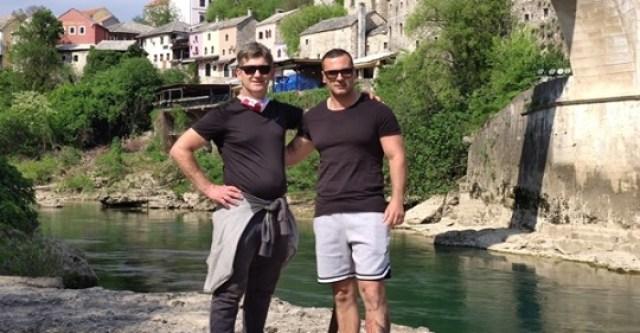 Mostarski ikari: Skokove nisu odgodili rat ni rušenje Starog mosta ...