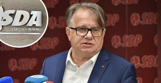 SDA: Nermin Nikšić mora podnijeti ostavku, njegovi ljudi su radili za  Grujičića – Dijalog