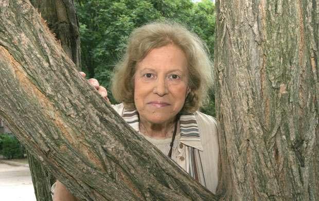 Svetlana Velmar Janković, stvarni lik iz nekog romana