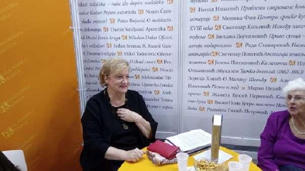 Profesorka Radojka Vukčević : američki san kao brend