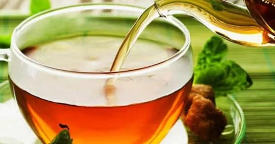 Rezultat slika za limun i crni čaj