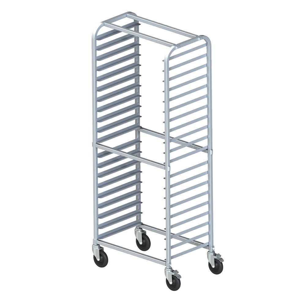 winco sheet pan rack 29 1 2 w x 19 1 2 d x 70 3 8 h mobile