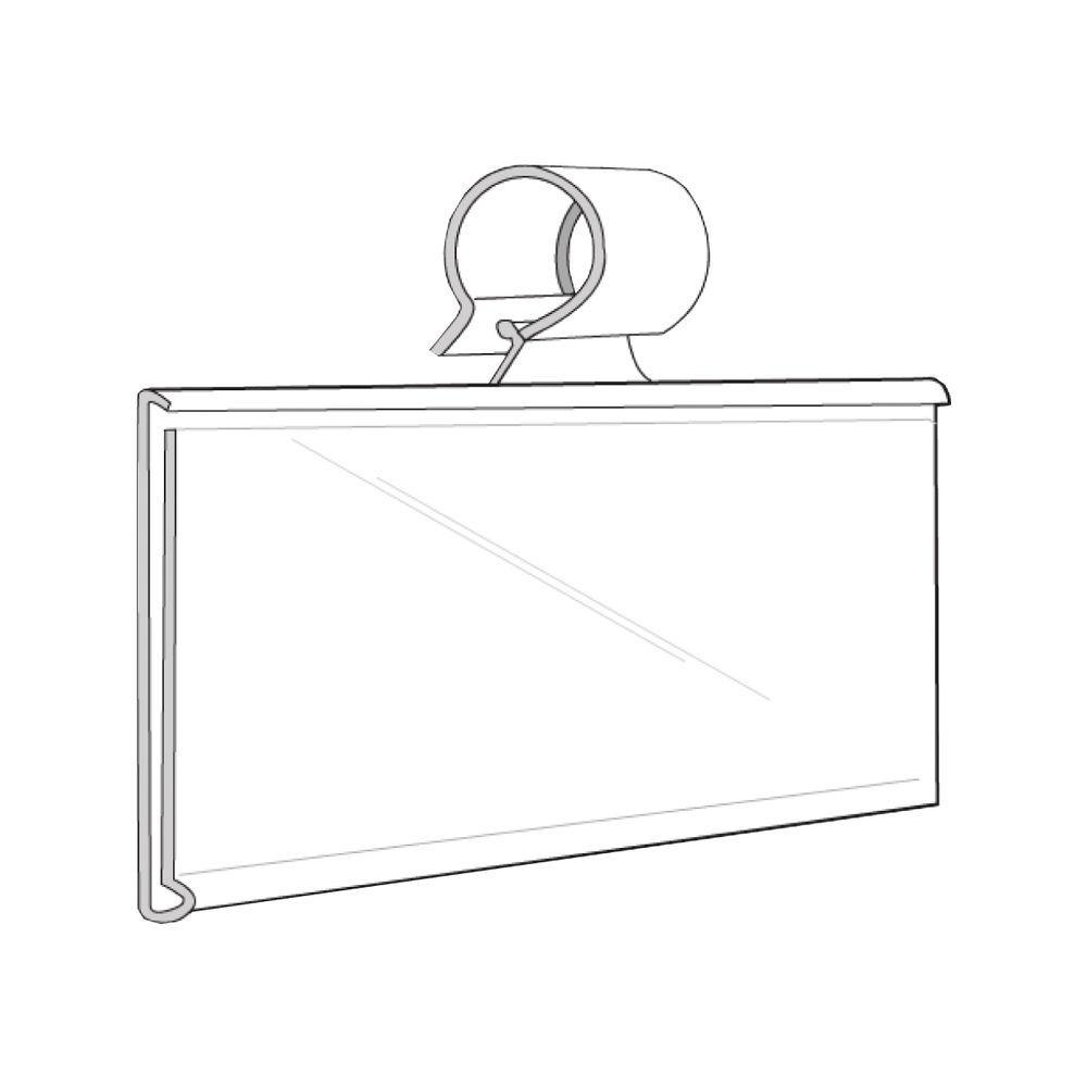 plastic label holders