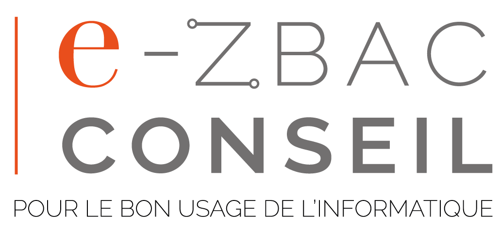 e-ZBAC CONSEIL – L'informatique partenaire de votre stratégie