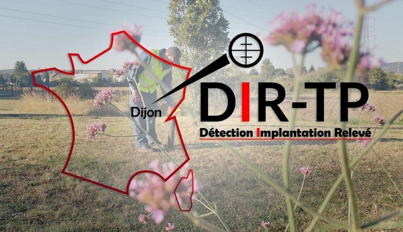 Détection de réseaux & géo-référencement – DIR-TP