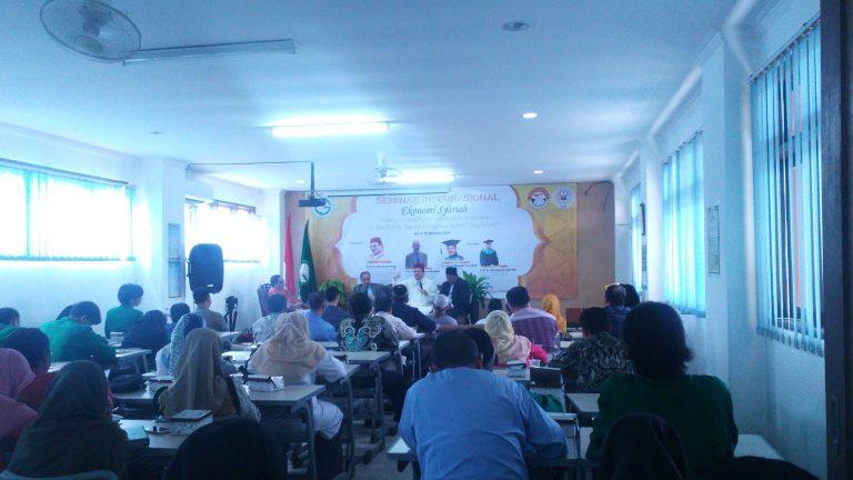 Seminar Ekonomi Syariah Diselenggarakan STIE Dalam Rangka Dies Nata