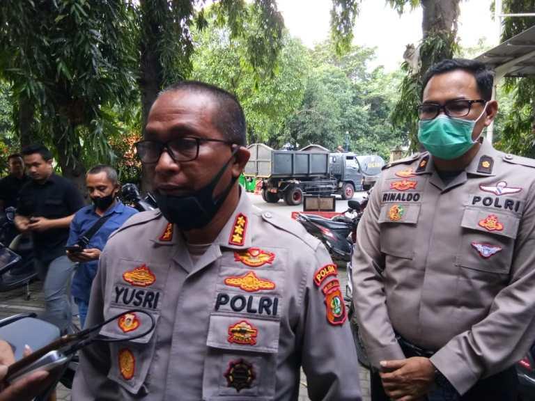 Polisi Belum Menerima Laporan Terkait Pembakaran Bendera PDIP