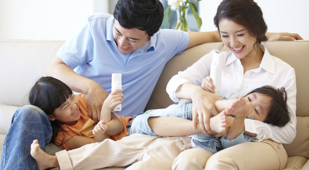 Peran Orangtua Dalam Pengasuhan Sangatlah Penting, Membangun Komunikasi yang Baik Dengan Anak