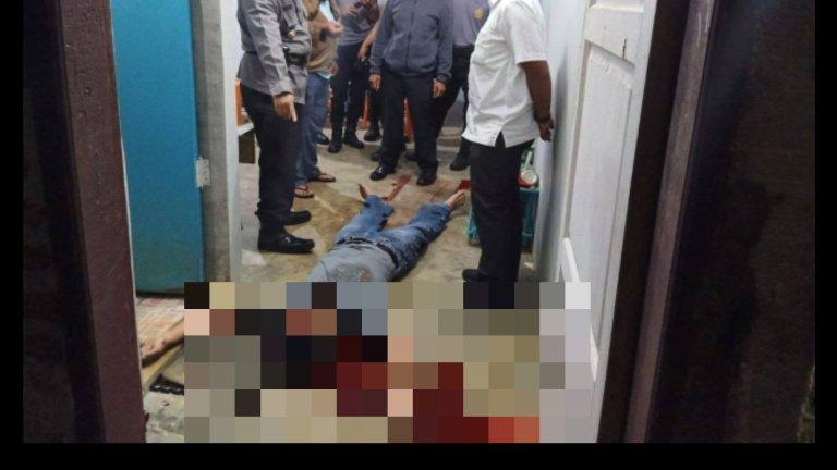 Diduga Sakit Hati, Anggota Polisi Ditembak Kerabatnya