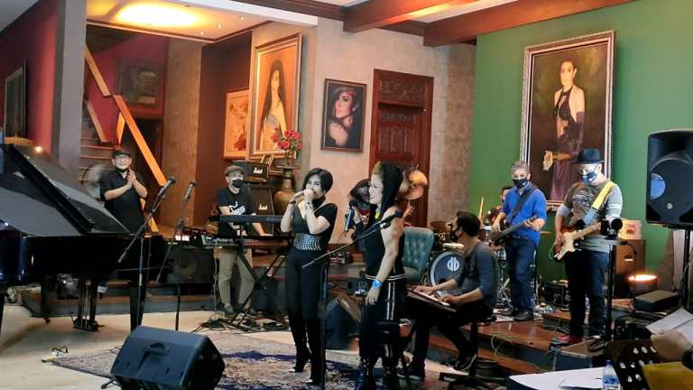 "RKIH dan RNLC19 Launching ""Musik Indonesia Bergerak"" Viirtual, Menumbuh Kembangan Semangat BerkaryaPemusik Tanah Air"