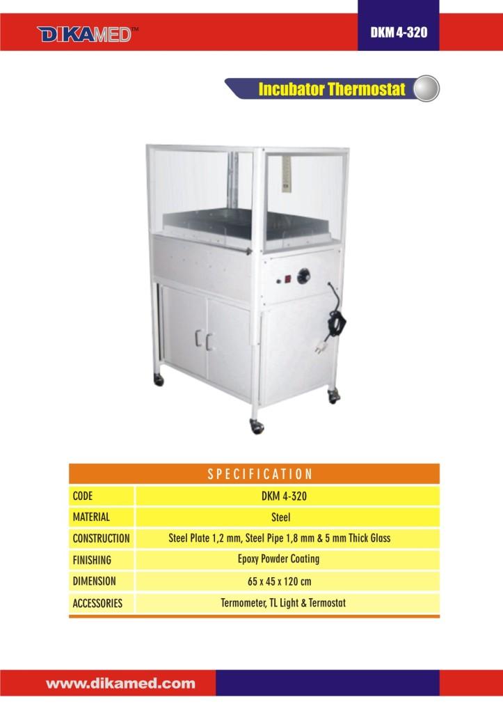 103. Incubator Thermostat