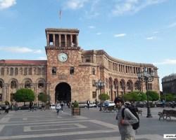 Bir seyyahın yol anıları – Ankara – Hopa – Gürcistan devamı Ermenistan