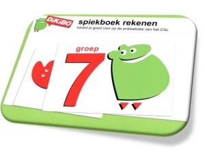 DiKiBO Spiekboekje rekenen groep 7 Basis