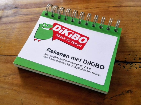 DiKiBO rekenen compleet groep 7-8 deel 1