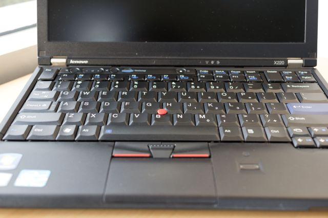toucpad trackpad lenovo thinkpad x220
