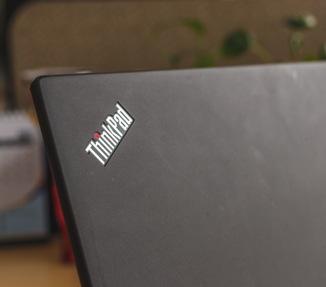 laptop bekas lenovo thinkpad