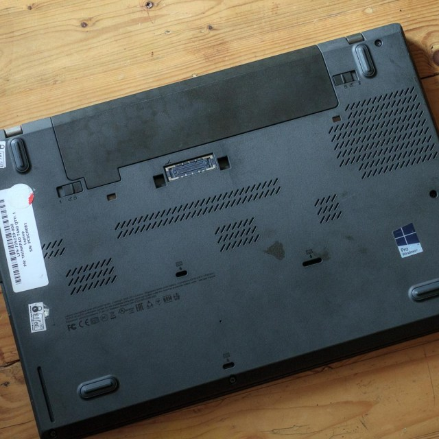 thinkpad t460 base cover