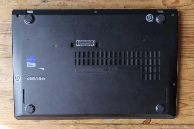 cover belakang thinkpad t460s