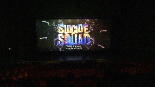 Suicide Squad İnceleme