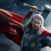 Thor Dünyaya İndi(Setten Fotoğraflar)