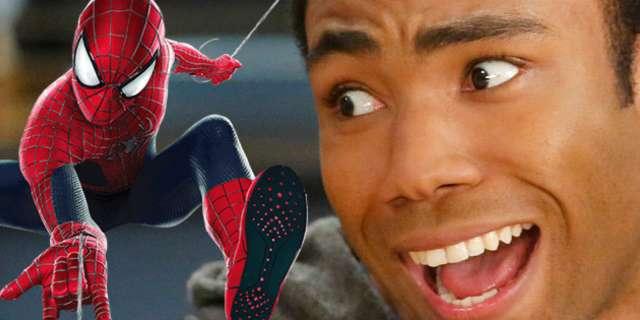 Miles Morales'i seslendiren Donald Glover Spider-Man: Homecoming deki rolü
